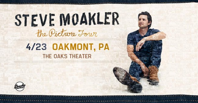 "Steve Moakler's ""The Picture"" Tour"
