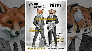 Poppy ~ Foxy Contin ~ DJ Major Luke