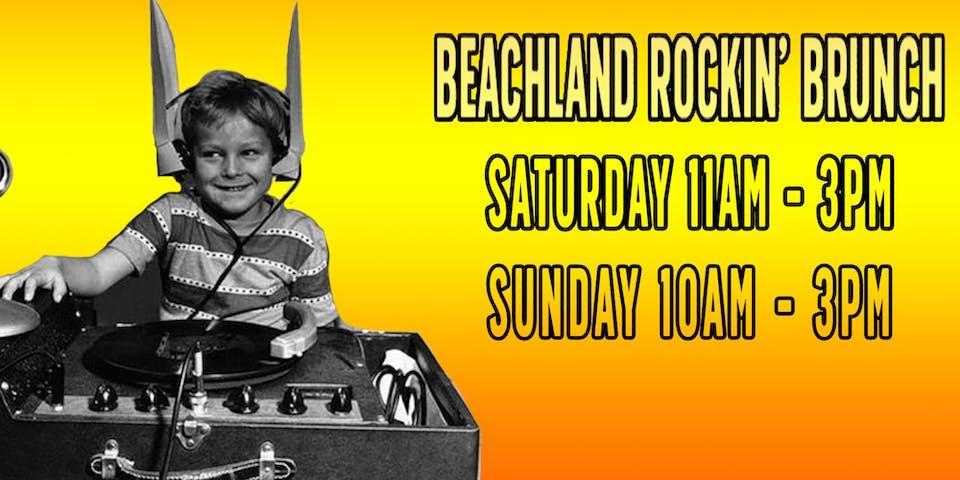 Beachland Rockin' Brunch with DJ Jonathan Provenzano