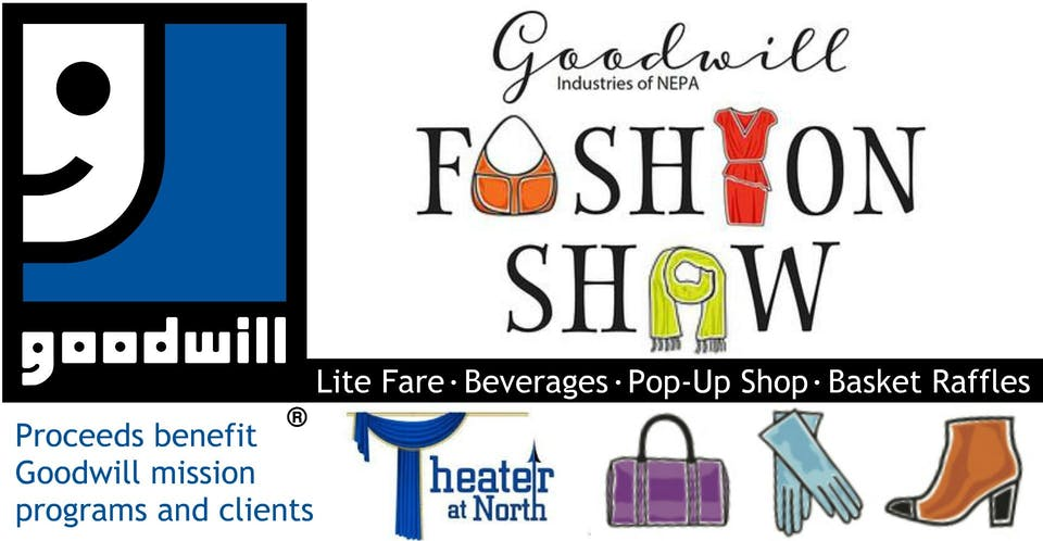 *CANCELED!* Goodwill Industries of NEPA Fashion Show