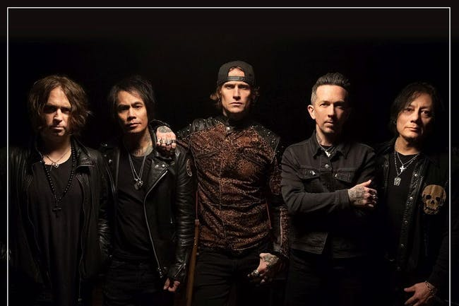 BUCKCHERRY / COOZABLACK AND SIN CITY / IN THE AFTERMATH