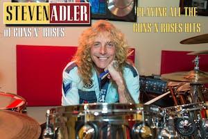 Steven Adler of Guns N' Roses