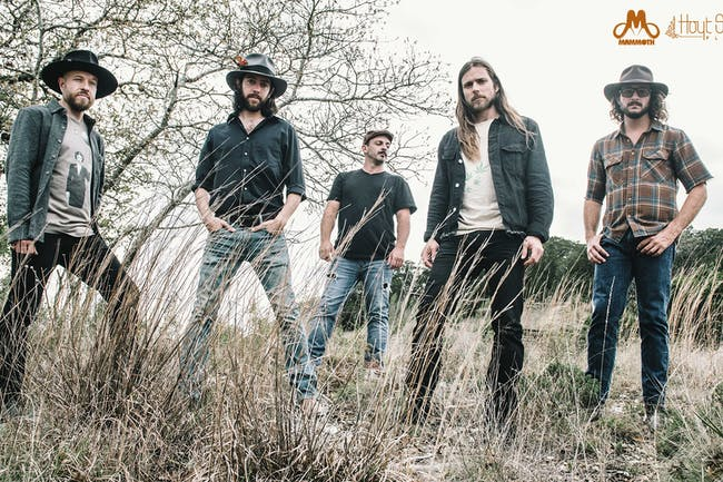 CANCELLED: Lukas Nelson & Promise of the Real - The Naked Garden Tour