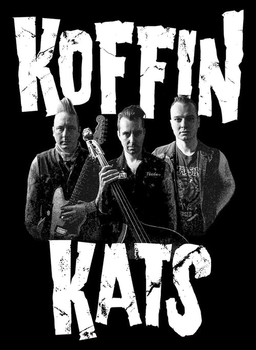 KOFFIN KATS, The Strikers