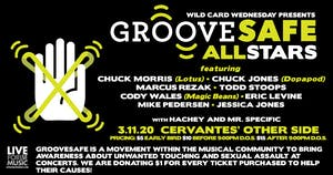 GrooveSafe AllStars ft. members of Lotus, Dopapod, Magic Beans and More!