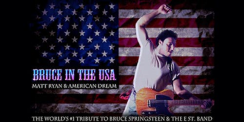 An Evening With: Bruce in the USA