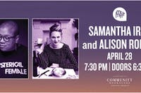Samantha Irby & Alison Roman