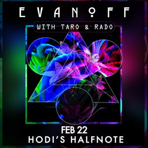 Evanoff w/ TARO & Rado