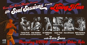 The Loving Hour ft. Members of The Main Squeeze, TAUK, KDTU w/ Zeta June