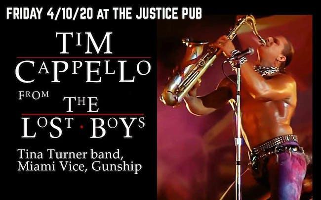 Tim Cappello, Culture School, and DJ Giani in Jacksonville