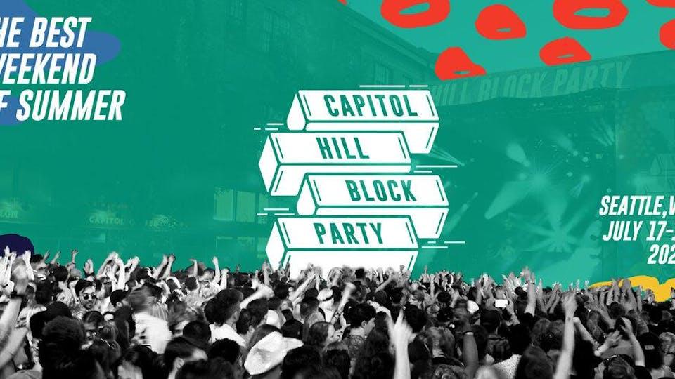 Capitol Hill Block Party
