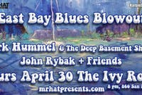 Mark Hummel & The Deep Basement Shakers with John Rybak + Friends