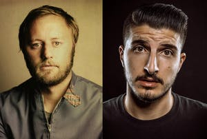 The Comedians Following Tool on Tour Featuring Rory Scovel and Nick Youssef