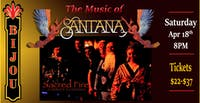 Santana Tribute - Sacred Fire