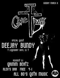 Grave Beat - Resident & Special Guest DJ Night