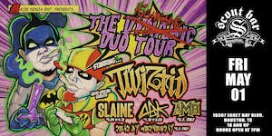 TWIZTID- The Highnamic Duo Tour