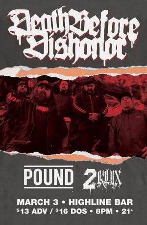 Death Before Dishonor, Pound, 2Klix
