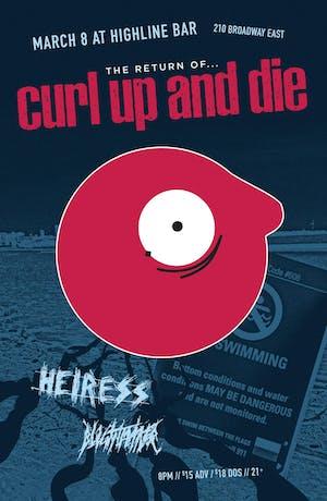 Curl Up and Die, Heiress, Blightmaker