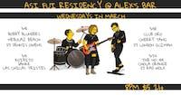 Asi Fui Wednesday Residency Night #3 ft. Club Oro & Cherry Tang