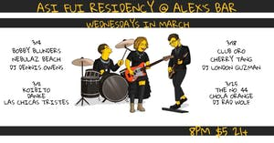 Asi Fui Wednesday Residency Night #3 ft. Club Oro & Cherry Tang