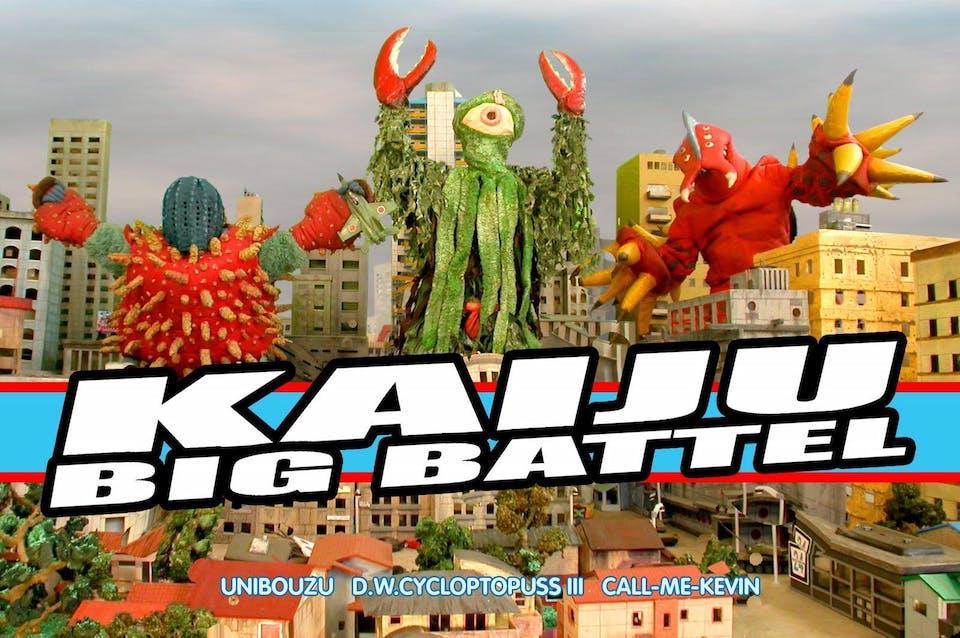 Kaiju Big Battel at ONCE Ballroom