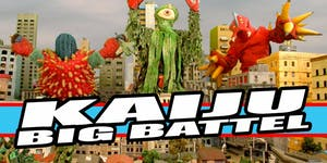 RESCHEDULED DATE Kaiju Big Battel at ONCE Ballroom