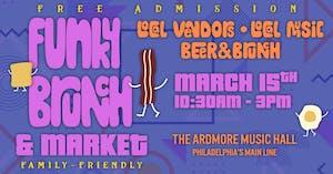 Funky Brunch & Market: Local Vendors, Live Music, Beer, & Brunch