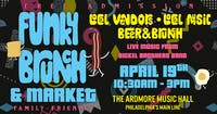 Funky Brunch & Market: Local Vendors, Live Music, Beer, & Brunch