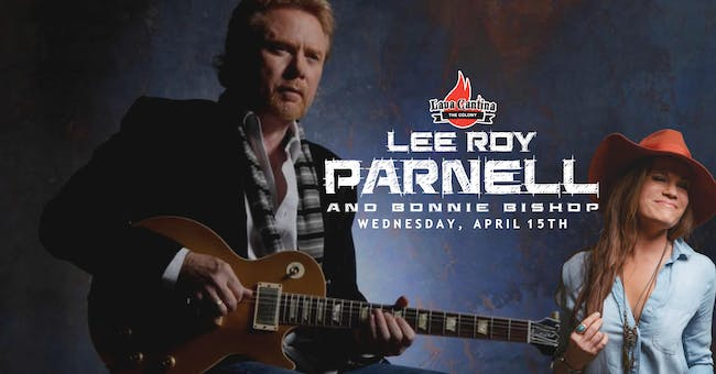 Lee Roy Parnell - with Bonnie Bishop