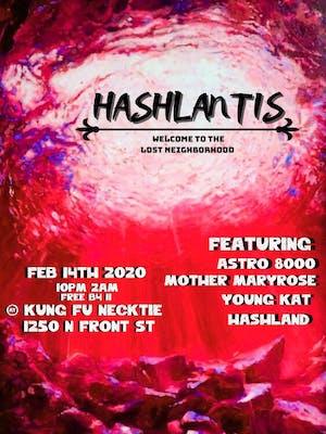Hashalntis ~ Welcome to the Lost Neighborhood