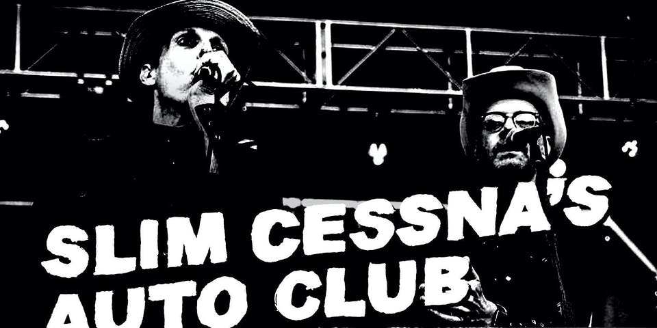 The Bellrays  / Slim Cessna's Auto Club