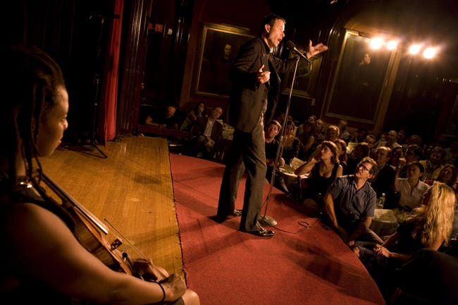 THE MOTH HOUSTON STORYSLAM: SIBLINGS
