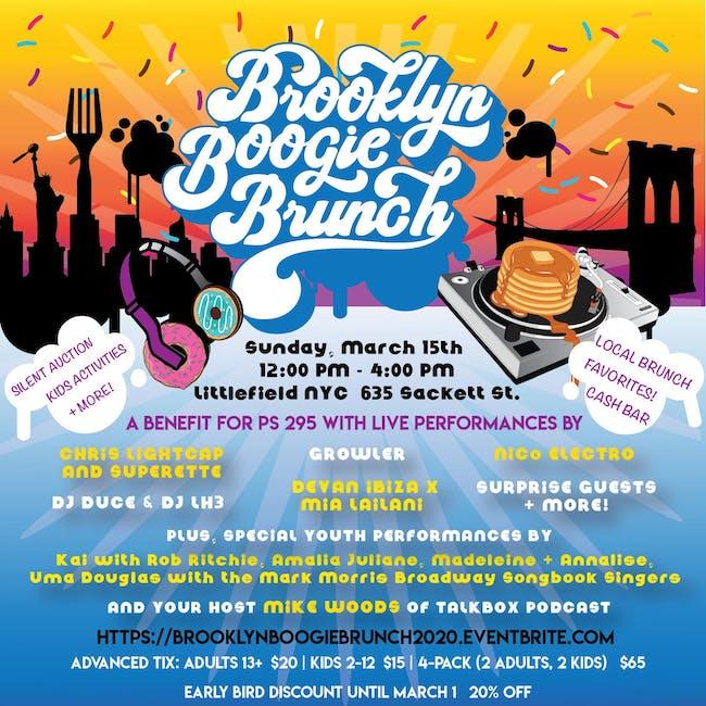 Brooklyn Boogie Brunch