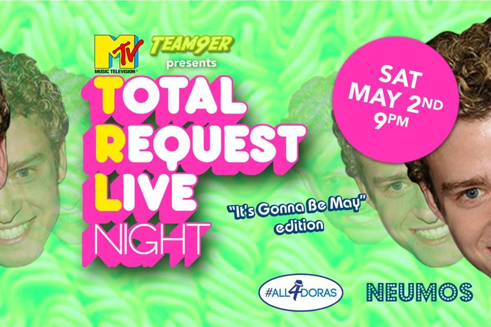 "Total Request Live Night: ""It's Gonna Be May"" Edition"