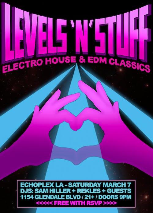 Levels 'N' Stuff: Electro House & EDM Classics