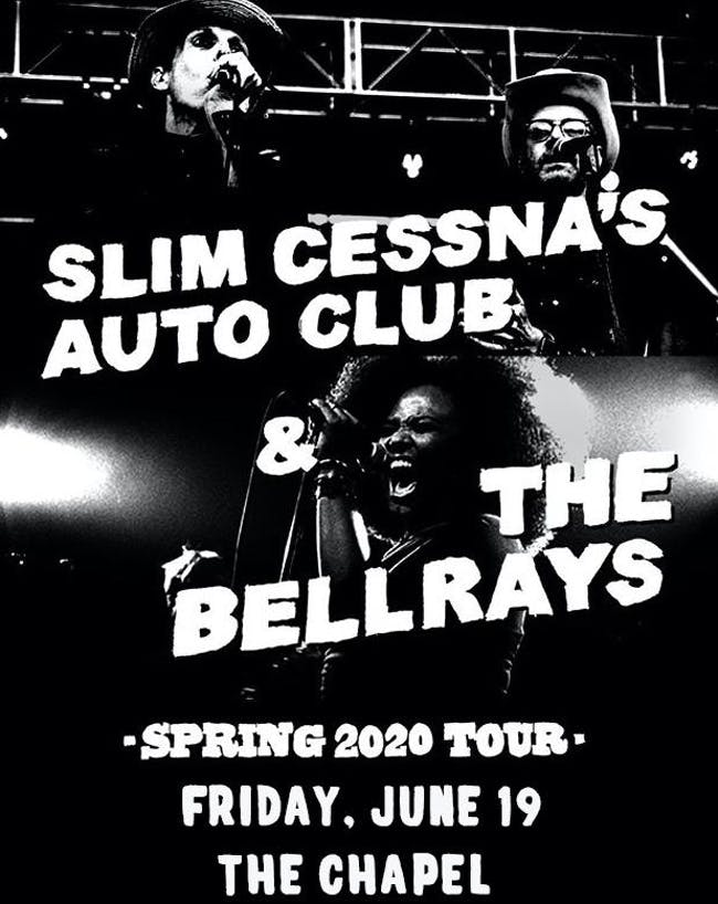 Slim Cessna's Auto Club & The BellRays
