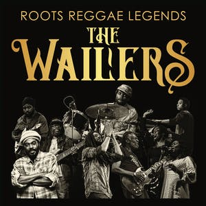 Rescheduled: THE WAILERS with special guests