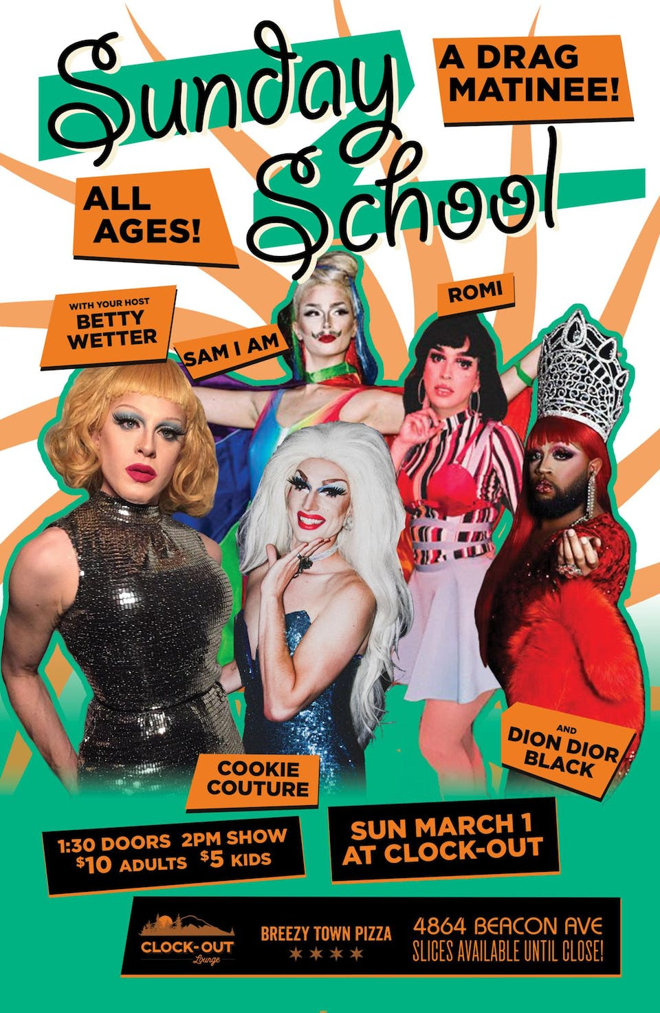 Sunday School : a Drag Matinee