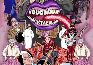 CANCELED - Bolonium / Damn Selene / Gort vs. Goom