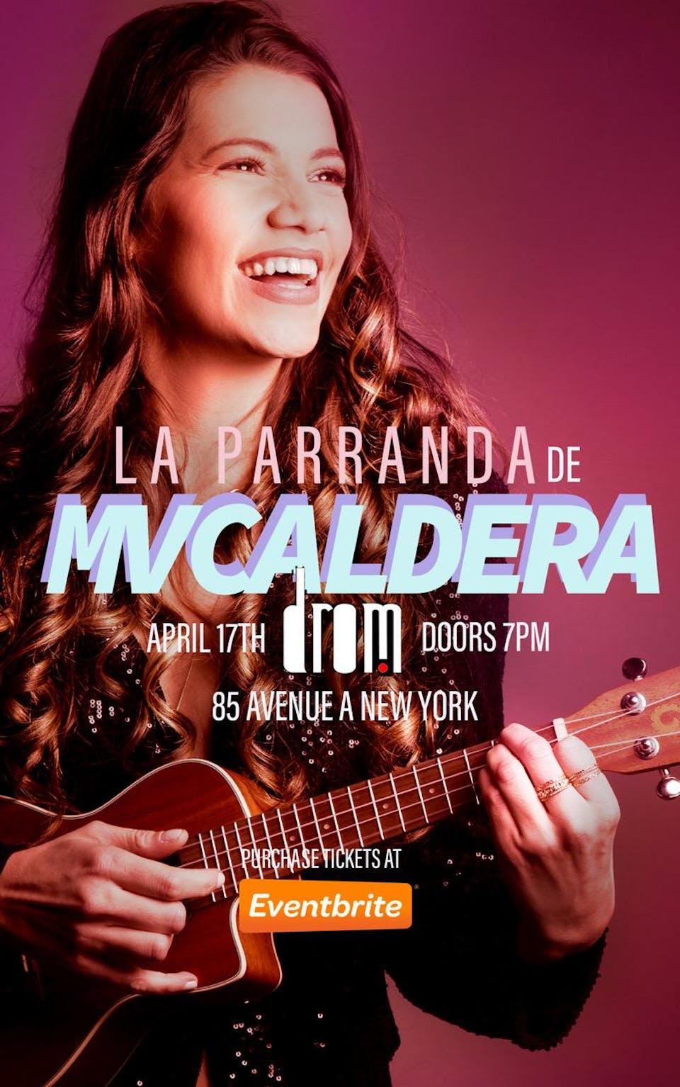 [CANCELLED] MV Caldera La Parranda Concert