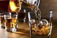 Whiskey Tasting in Tig Caleb