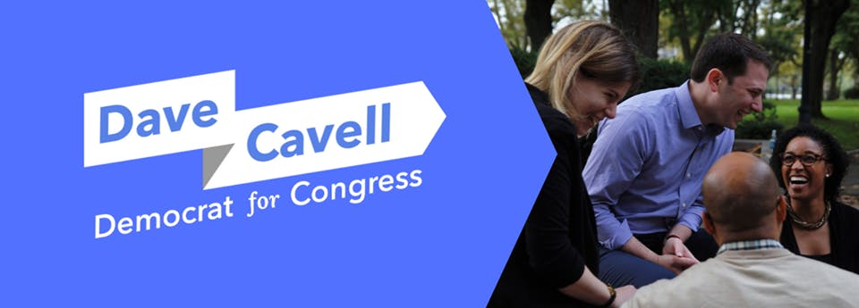 Bay Area Obama Alums for Dave Cavell!