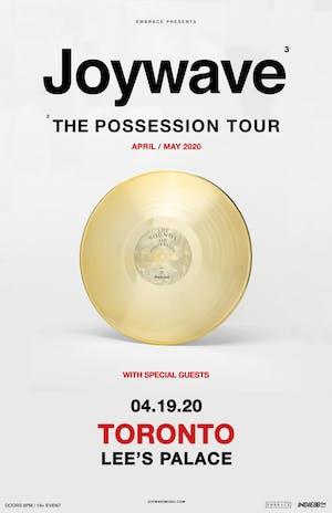 Joywave  - The Possession Tour