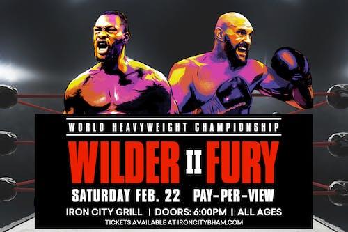 Wilder/Tyson Fight