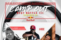 Camp Out Beat Battle III - powered by Red Bull
