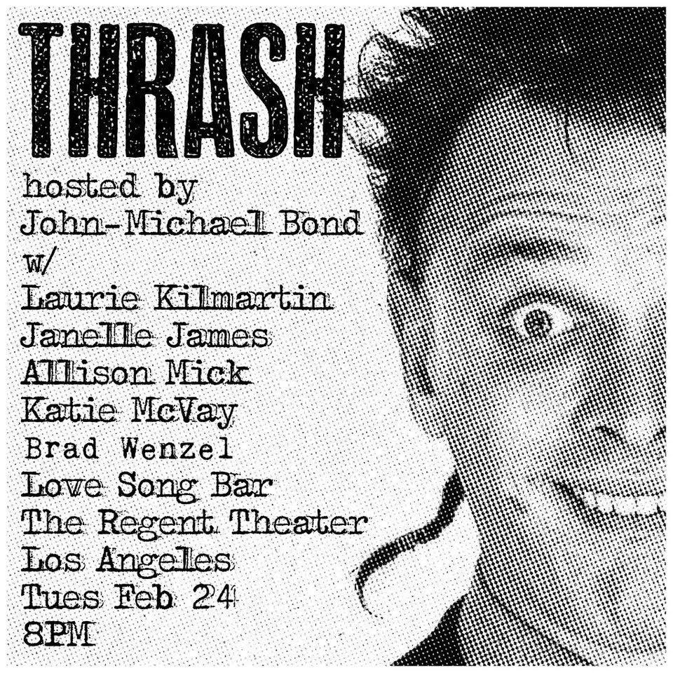 Thrash Comedy Show