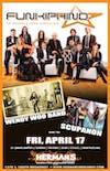 (postponed) FUNKIPHINO w/ Wendy Woo Band | Scupanon | Alfonzo
