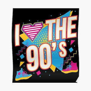 I Love the 90's with Primary Process and Special guests.