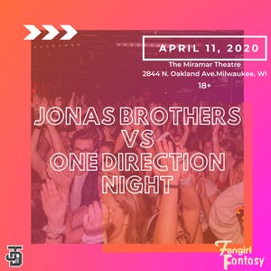 Jonas Brothers vs. One Direction Night