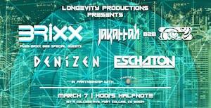Brixx Birthday Bash ft Special Guests, Waylo, Jakattak, Eschaton
